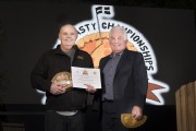 Photograph by Emily Whitfield-WicksWolrd Pasty Championships. Eden Project. The Winners.