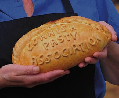 Join the Genuine Cornish Pasty Association