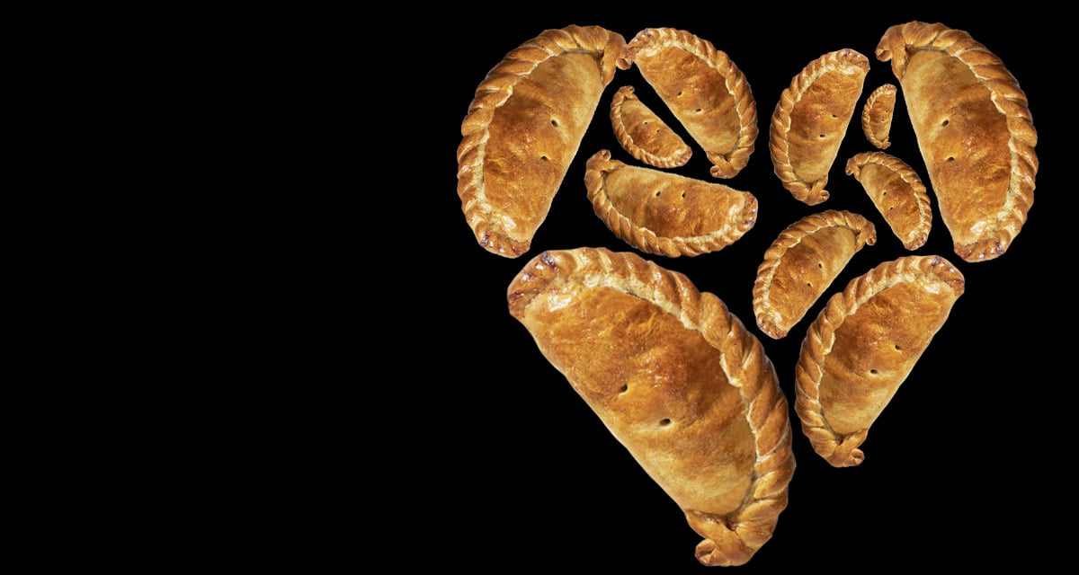 Everyone loves a Genuine Cornish Pasty
